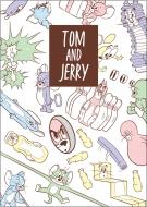 パタパタメモ(ファニーアート)/ トムとジェリー