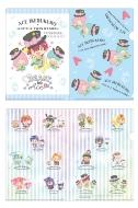 ミニクリアファイルセット(エィス×リトルツインスターズ)/ KING OF PRISM -Shiny Seven Stars-×SANRIO CHARACTERS