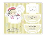 Swingアクリルスタンド(ルヰ×シナモロール)/ KING OF PRISM -Shiny Seven Stars-×SANRIO CHARACTERS