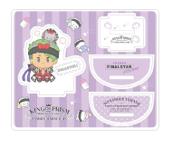 Swingアクリルスタンド(アレクサンダー×ニャニィニュニェニョン)/ KING OF PRISM -Shiny Seven Stars-×SANRIO CHARACTERS