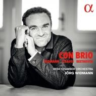 ベートーヴェン:交響曲第7番、ヴィトマン:コン・ブリオ、R.シュトラウス:二重小協奏曲 イェルク・ヴィトマン&アイルランド室内管弦楽団