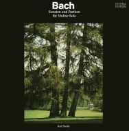 無伴奏ヴァイオリンのためのソナタ&パルティータ全曲 カール・ズスケ (3枚組アナログレコード)