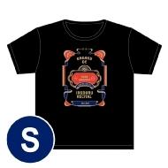 Tシャツ ブラック(S)/ 第三回 音楽で彩るリサイタル