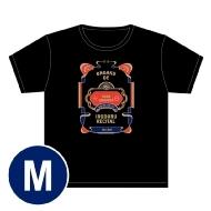 Tシャツ ブラック(M)/ 第三回 音楽で彩るリサイタル