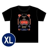 Tシャツ ブラック(XL)/ 第三回 音楽で彩るリサイタル