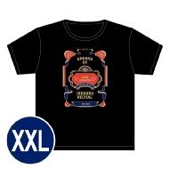 Tシャツ ブラック(XXL)/ 第三回 音楽で彩るリサイタル