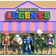 ロックマン DASH Mega Man Legends オリジナルサウンドトラック (クリア・ヴァイナル仕様/2枚組アナログレコード)