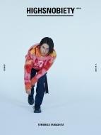 HIGHSNOBIETY JAPAN ISSUE 07【表紙:山下智久】