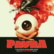 Paura: A Collection Of Italian Horror Sounds (レッド&ブラックスプラッター・ヴァイナル仕様/2枚組アナログレコード)