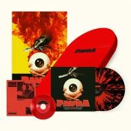 Paura: A Collection Of Italian Horror Sounds (+7インチ)(レッド&ブラックスプラッター・ヴァイナル仕様/2枚組アナログレコード)