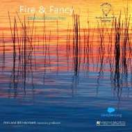 『Fire & Fancy』 ディエゴ・スキッシ:Nene、ダヴィド S.レフコヴィッツ:Ruminations シベリウス・ピアノ三重奏団 (アナログレコード)