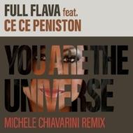 You Are The Universe (Michele Chiavarini Remix)/ Glow Of Love (Rob Hardt Edit)(7インチシングルレコード)