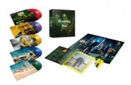ブレイキング・バッド Breaking Bad オリジナルサウンドトラック (カラーヴァイナル仕様/5枚組/180グラム重量盤10インチレコード/BOX仕様/Music On Vinyl)