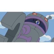それいけ!アンパンマン ばいきんまん秘密メカシリーズ「とつげき!バイキンロボ」