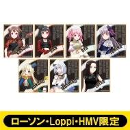 ミニ色紙7枚セット / BanG Dream! FILM LIVE 2nd Stage【ローソン・Loppi・HMV限定】※事前決済