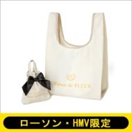 Maison de FLEUR MY ECO BAG BOOK IVORY 【ローソン・HMV限定】