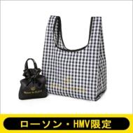 Maison de FLEUR MY ECO BAG BOOK BLACK 【ローソン・HMV限定】