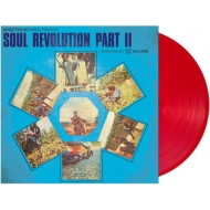 Soul Revolution Part Ii (Red)
