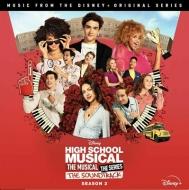 High School Musical: El Musical La Serie -Temp.2