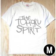 東北魂Tシャツ 白×英語 M