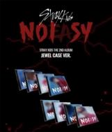 2nd Album: NOEASY (Jewel Case Ver.)(ランダムカバー・バージョン)