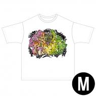 ゴッドタンロゴTシャツ(Number-Dコラボ) 白(M)