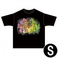 ゴッドタンロゴTシャツ(Number-Dコラボ) 黒(S)