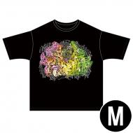 ゴッドタンロゴTシャツ(Number-Dコラボ) 黒(M)