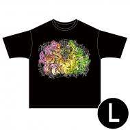 ゴッドタンロゴTシャツ(Number-Dコラボ) 黒(L)