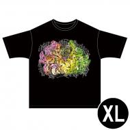 ゴッドタンロゴTシャツ(Number-Dコラボ) 黒(XL)