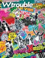 ジャニーズ WEST LIVE TOUR 2020 W trouble【初回盤】(Blu-ray)