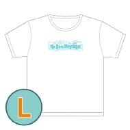 ツアーTシャツ(L)/ Re Bon Voyage