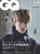 GQ JAPAN (ジーキュージャパン)2021年 11月号 【表紙:YUTA (NCT127)】