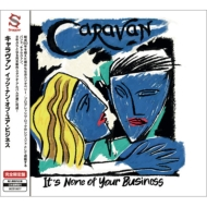 It's None Of Your Business【帯・解説付き国内仕様輸入盤】