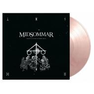 ミッドサマー Midsommar オリジナルサウンドトラック (ホワイト&レッドマーブル・ヴァイナル仕様/180グラム重量盤レコード/Music On Vinyl)