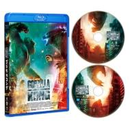 ゴジラ vs コング Blu-ray2枚組