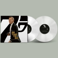 No Time To Die【HMV限定盤】(ホワイト・ヴァイナル仕様/2枚組アナログレコード)