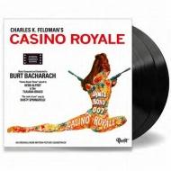007 カジノ ロワイヤル Casino Royale オリジナルサウンドトラック (2枚組/180グラム重量盤レコード)