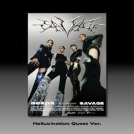 1st Mini Album: Savage (Hallucination Quest Ver.)