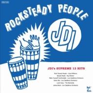 Rock Steady People: Jdi' s Supreme 13 Hits (アナログレコード)