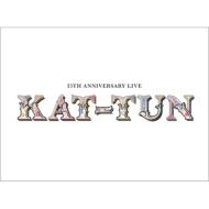 15TH ANNIVERSARY LIVE KAT-TUN 【初回限定盤1】(2DVD)
