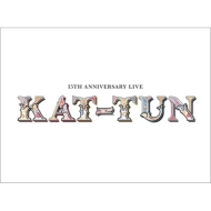 15TH ANNIVERSARY LIVE KAT-TUN 【初回限定盤1】(2Blu-ray)