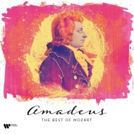 Amadeus-the Best Of Mozart: Harnoncourt / Zinman / Muti / Barenboim Etc