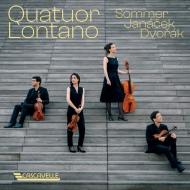 Quatuor Lontano: Sommer, Janacek: String Quartet, 1, Dvorak: Quartet, 12,