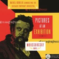 Pictures At An Exhibition: Kubelik / Cso