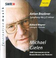 Sym.3: Gielen / Swr.so +wagner: Lohengrin Preludes