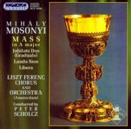 Sacred Works: ショルツ / Amsterdam Ferenc Liszt.o