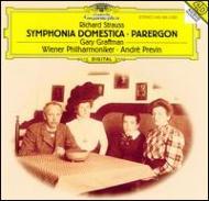 Sinfonia Domestica, Parergon: Previn / Vpo G.graffman(P)