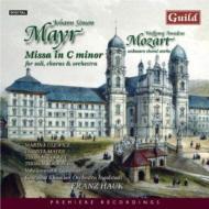 Missa In C-minor: Hauk / Ingolstadt Georgian Co