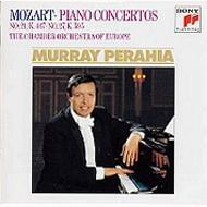Piano Concerto, 21, 27, : Perahia(P)/ Coe